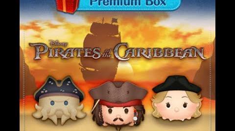 Disney Tsum Tsum - Jack Sparrow