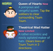 DisneyTsumTsum LuckyTime International QueenOfHeartsAliceInWonderland Screen2 201703