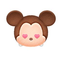 Mickey Heart-Eyed
