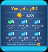 Score Challenge! Oct19 Rewards S Rank