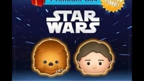 Disney Tsum Tsum - Chewbacca