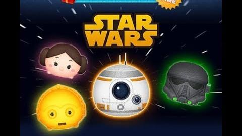 Disney Tsum Tsum - Princess Leia