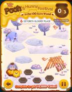 Pooh's Hunny Festival Card 6a