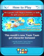 5th Anniversary Tsum Tsum History Card 10 Event HtP