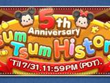 International Events/5th Anniversary Tsum Tsum History