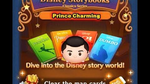 Disney Tsum Tsum - Prince Charming (Disney Story Books - One Hundred and One Dalmatians 8)