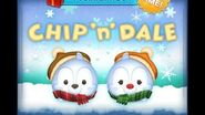 Disney Tsum Tsum - Snowman Chip