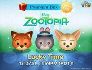 DisneyTsumTsum Lucky Time International Zootopia LineAd2 20160329