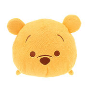 DisneyTsumTsum Plush Pooh MediumFace 2016