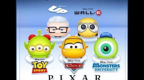 Disney Tsum Tsum - WALL-E