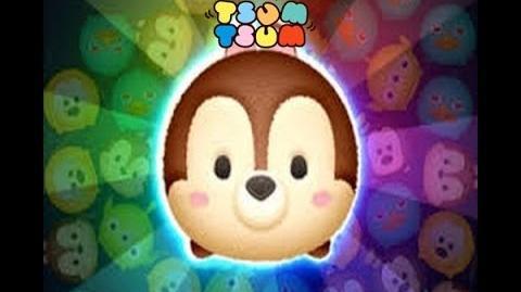 Disney Tsum Tsum - Chip