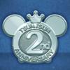 DisneyTsumTsum Pins International 2ndAnniversary