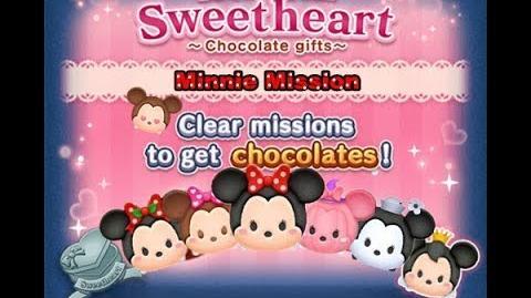 Disney Tsum Tsum - All Minnie Tsums (Tsum Tsum Sweetheart Event)