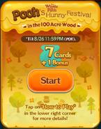 Pooh's Hunny Festival Start