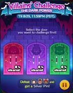 Villains' Challenge 2019 HtP Doors