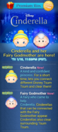 DisneyTsumTsum LuckyTime International CinderellaFairyGodmother Screen 201701