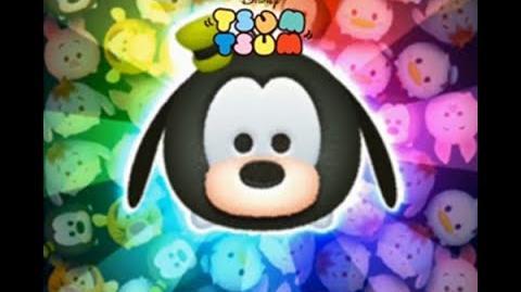 Disney Tsum Tsum - Goofy