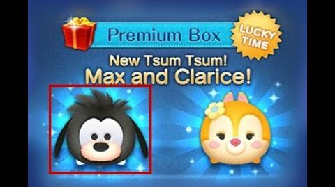Disney Tsum Tsum - Max 1