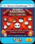 Score Challenge! Oct19 HtP