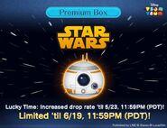 DisneyTsumTsum Lucky Time International StarWarsBB-8 LineAd 20160521
