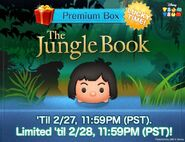 DisneyTsumTsum LuckyTime International Mowgli LineAd 201702