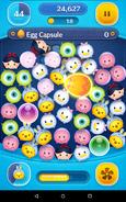 5th Anniversary Tsum Tsum History Card 4 Event gameplay
