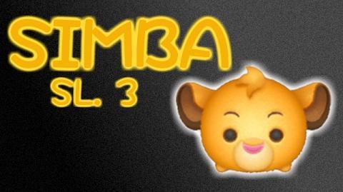 Disney Tsum Tsum - Simba
