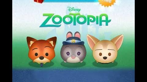 Disney Tsum Tsum - Judy Hopps 2