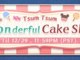 International Events/Wonderful Cake Shop