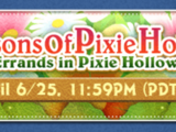 International Events/Seasons of Pixie Hollow