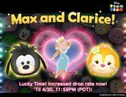 DisneyTsumTsum Lucky Time International MaxClarice LineAd2 20160428