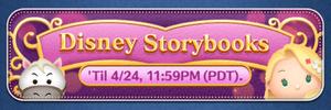 Disney Storybooks event Banner