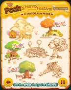Pooh's Hunny Festival 3 Cleared