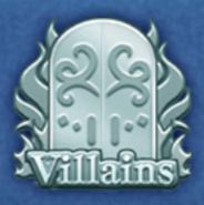 DisneyTsumTsum Pins International Villains