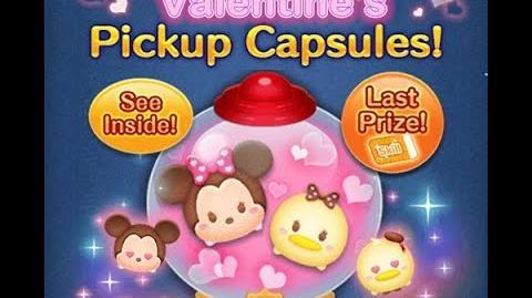 Disney Tsum Tsum - Valentine Minnie
