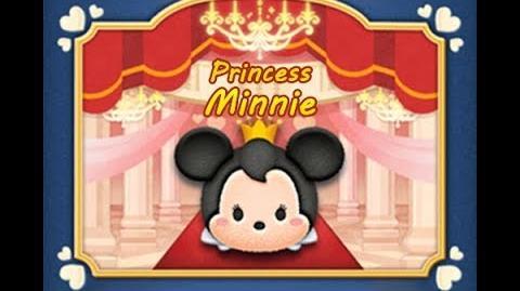 Disney Tsum Tsum - Princess Minnie