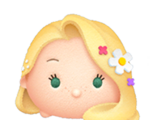 Happy Rapunzel