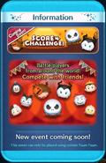 Score Challenge! Oct19 event coming soon!