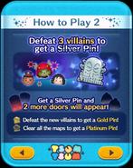 Villains' Challenge 2019 HtP2