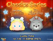LuckyTime BlueFairy&Tramp