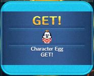 5th Anniversary Tsum Tsum History Card 4 Event Character Egg