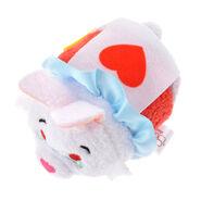 DisneyTsumTsum Plush WhiteRabbit jpn MiniTop 2016