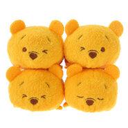 DisneyTsumTsum PlushSet PoohExpressions jpn 2016 MiniFace