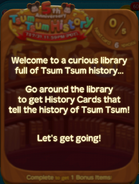 5th Anniversary Tsum Tsum History Intro
