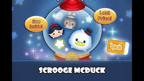 Disney Tsum Tsum - Scrooge McDuck