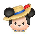 Musketeer Mickey