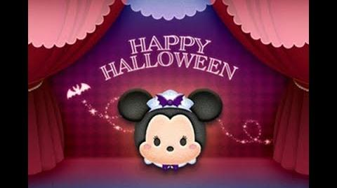 Disney Tsum Tsum - Bat Hat Minnie (Japan Ver)