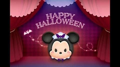 Disney Tsum Tsum - Bat Hat Minnie (Japan Ver)