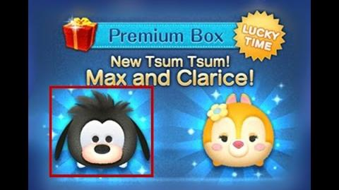 Disney Tsum Tsum - Max 3