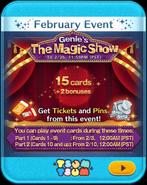 Genie's The Magic Show HtP